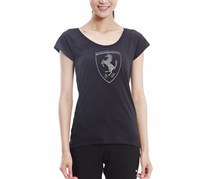 Puma Hummer Women's  Graphic Tee, Black