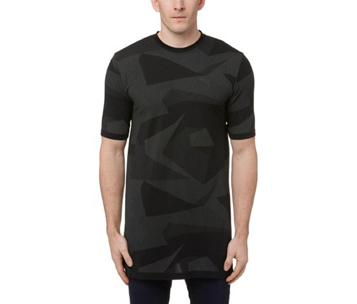 Men's Evoknit Image T-Shirt, Black