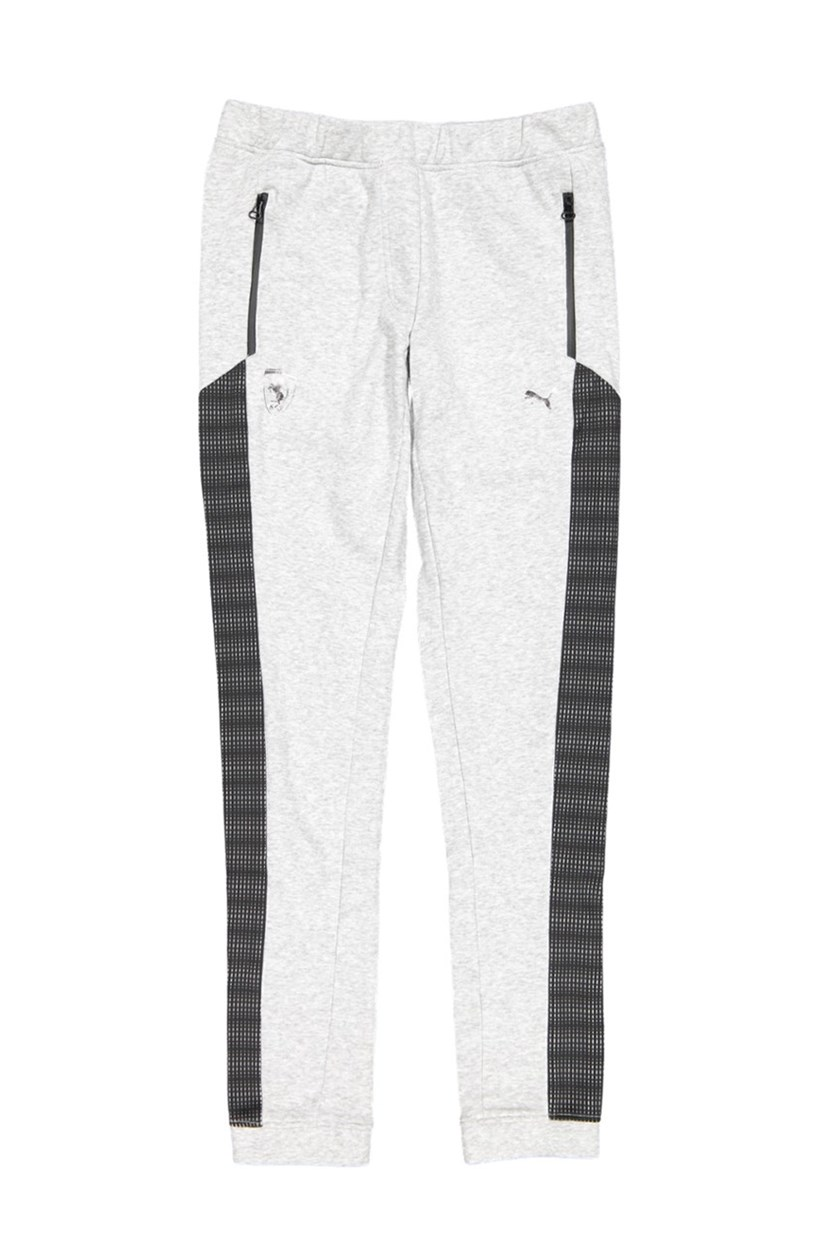 Ferrari Sweat Pants Closed, Light Gray Heather