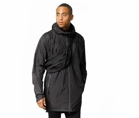 Men's Jacket Evo Lab Jackpack, Black