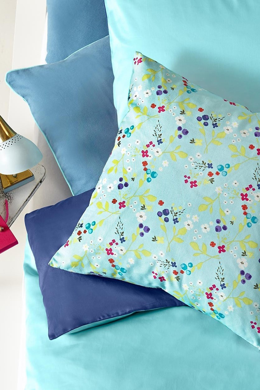 Decorative Cushion Cover, Floral
