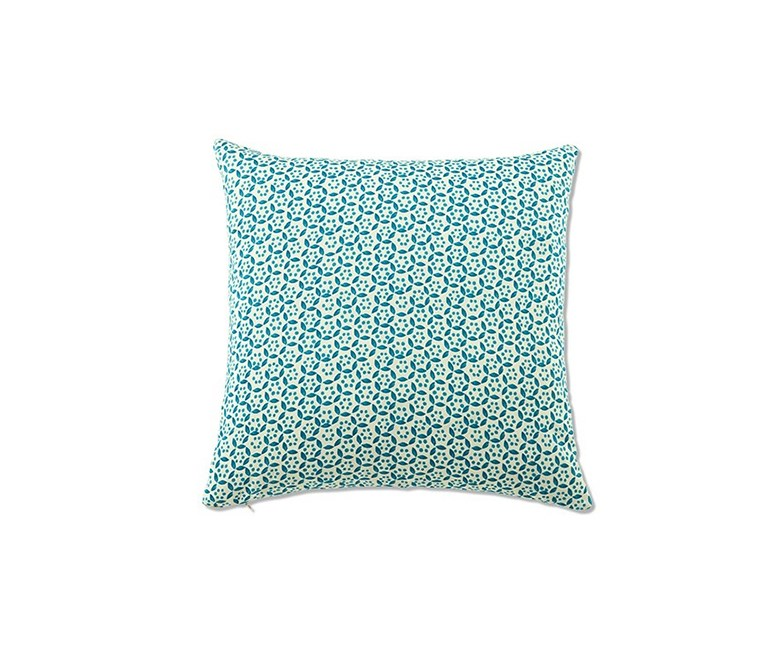 Decorative Pillowcase Printed, 50 x 50 cm, Blue