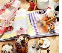 Book, Delicious Gifts from the Kitchen, German