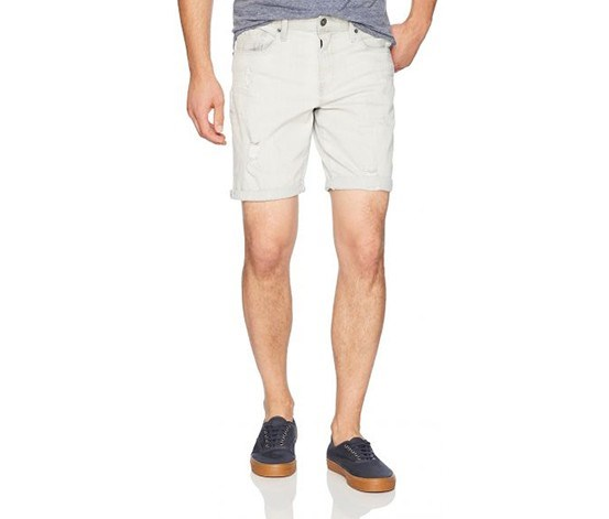 Men's Kendrick Denim Short, Tundra