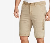 William Rast Men's Baine Shorts, Cornstalk