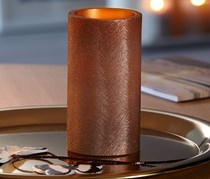 Candle, LED, Copper