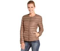 Women Down Jacket, Beige