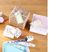 Roll and Stamp Decoration Set