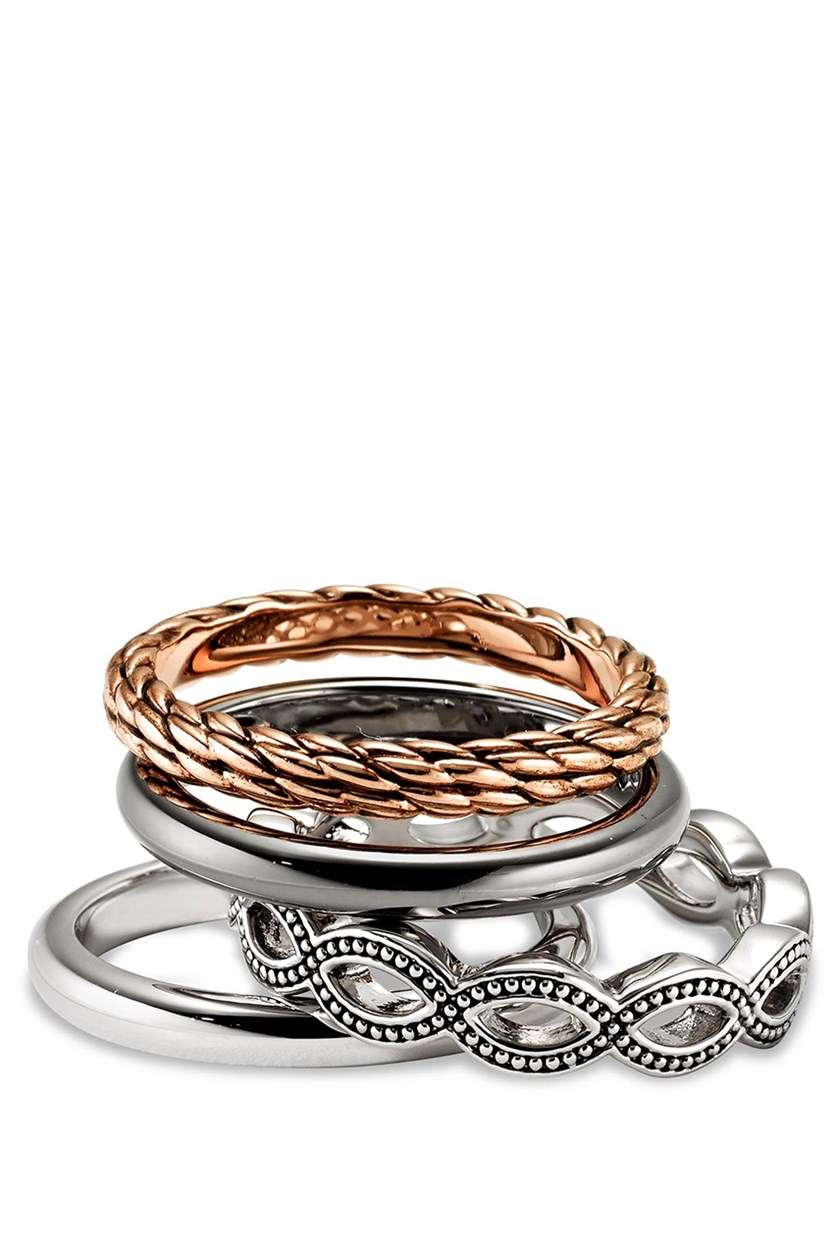 Women's FJ Ring, Beads Structure