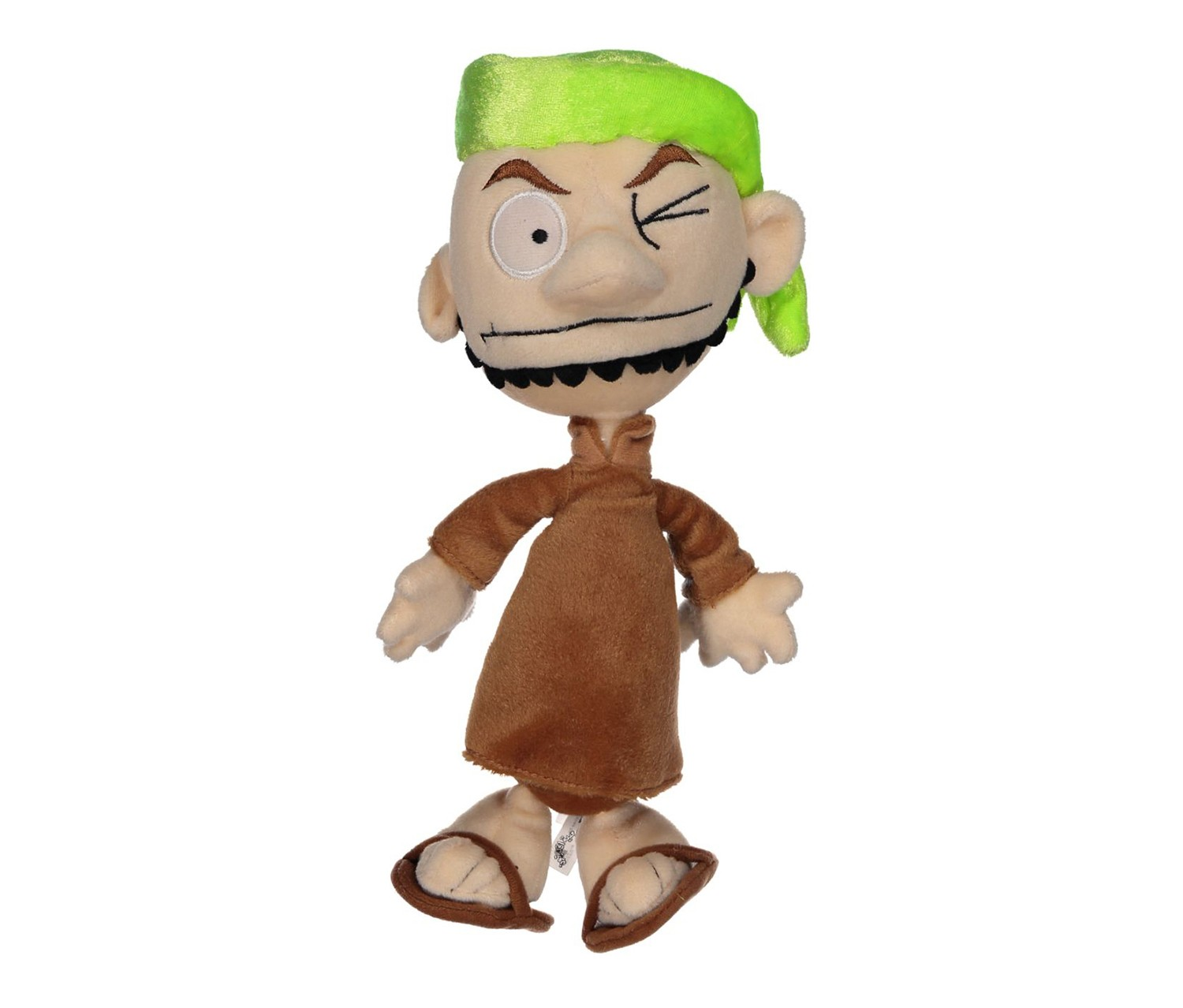 Mhayir Plush Doll