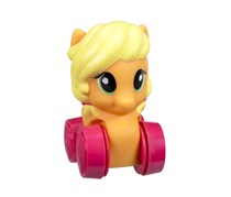 Playskool My Little Pony Wheel Pals, Orange/Yellow