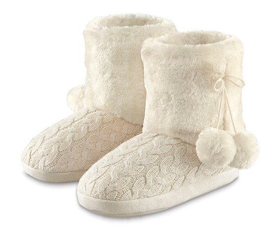 Womens Slippers, Boots, Beige  Brands For Less