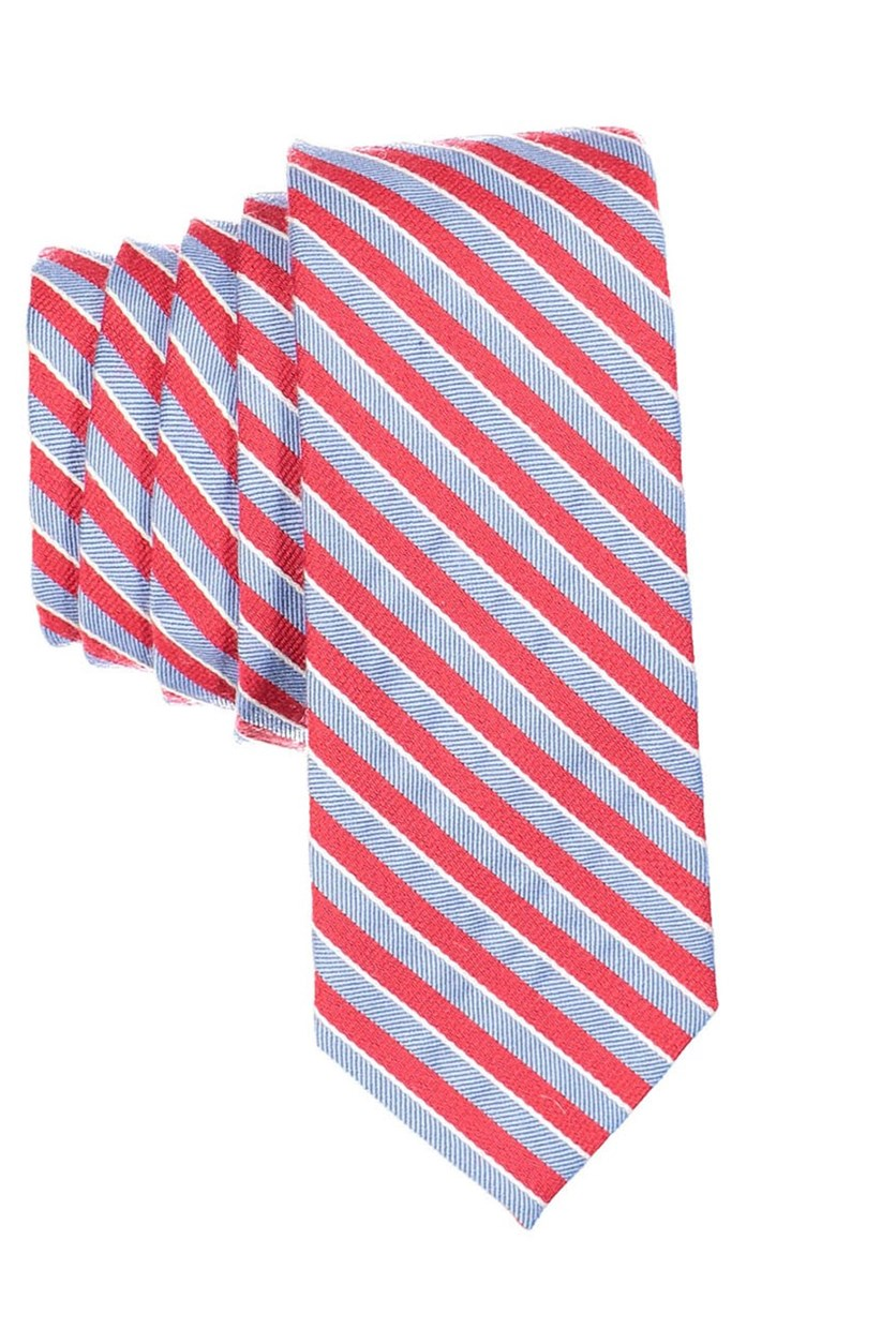 Lord & Taylor Boy's Neck Tie, Blue/Red