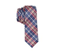 Lord & Taylor Boy's  Plaid Neck Tie, Orange