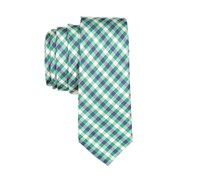 Lord & Taylor Boy's Plaid Neck Tie, Green
