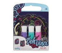 DohVinci Pop-Ups Art Board Refills Pack, Multi