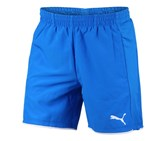 Puma IT evoTRG Woven Shorts, Electrical Blue/White