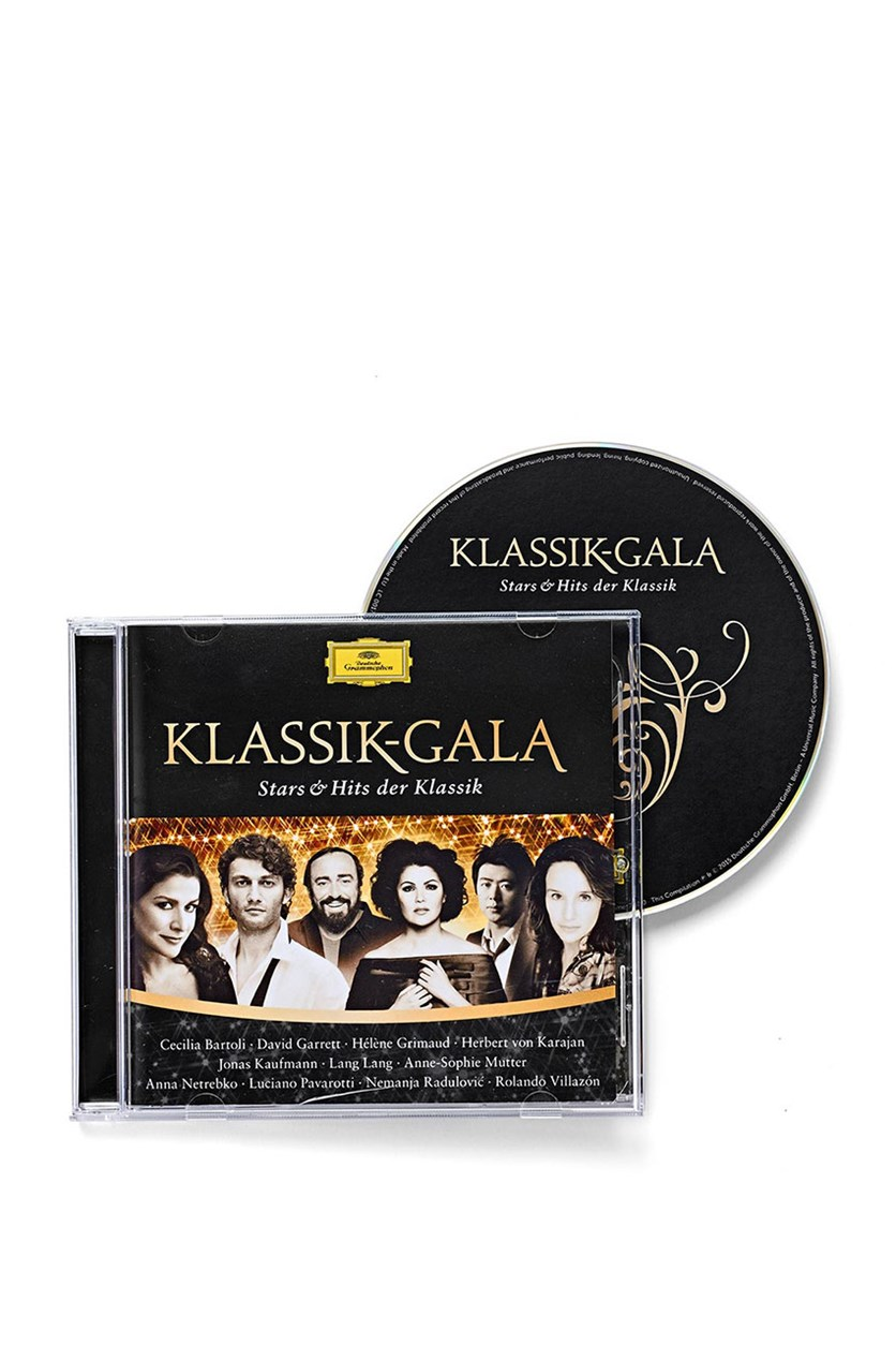 CD Classical Gala, Black
