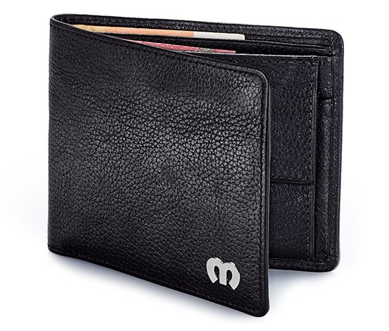 Men's Purse, Black