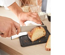 Bread Cutting Knife, Stainless Steel