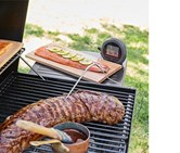 Bluetooth Roast And Grill Thermometer, Anthracite