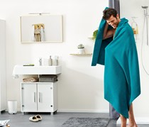 Bath Towel, XL, Petrol