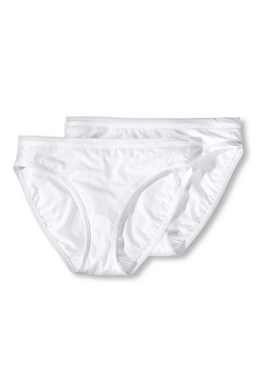 Women's Panty, Set of 2, White