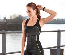 Top sports body forming, Black