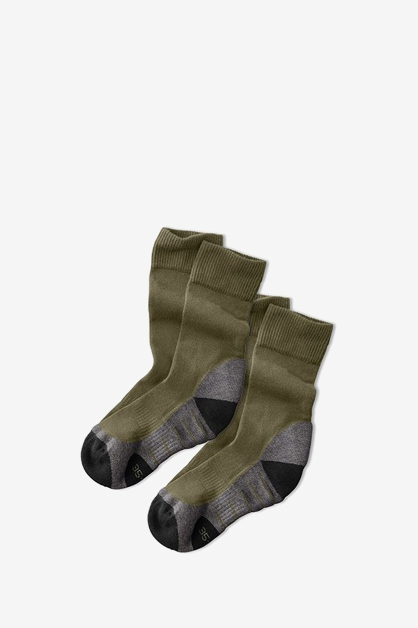 Men's Outdoor Socks, 2 pairs