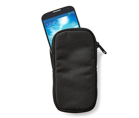 Smartphone Pouch, Black