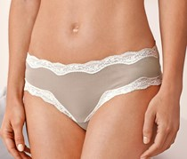 Women's Brief, Lace, Set of 2, Taupe