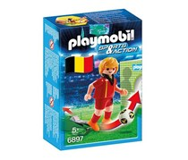 Playmobil Sport & Action Toys, Red