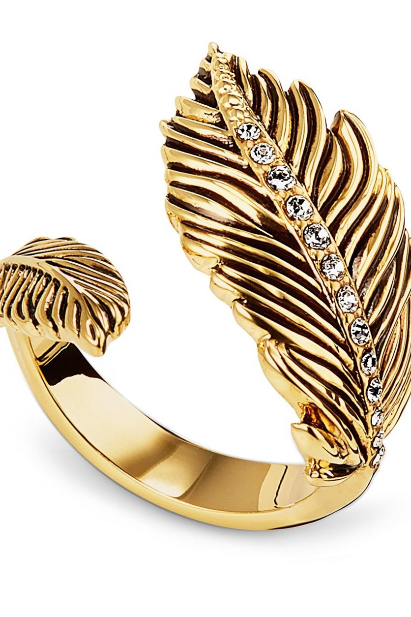 FJ Ring, Feather/Leaf