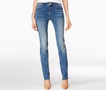 Inc International Concepts Women's Straight-Leg Jeans, Sail Wash