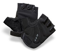 Men's Bike Gloves, Black
