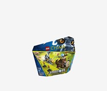 LEGO Chima Banana Bash Speedorz, Yellow/Blue