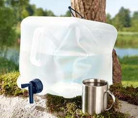 Water Canister, Foldable
