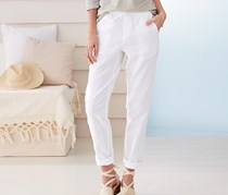 Women's Trousers, White