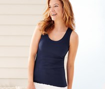 Women's Top, Blue