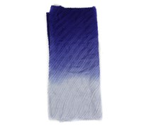 Echo Design Ombre Pleated Infinity Scarf, Purple Ombre