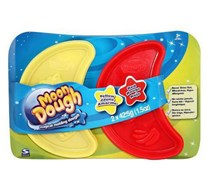 Spin Master Spin Master Moon Dough Double Disc - Red/Yellow