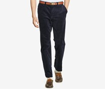 Ralph Lauren Classic-Fit Stretch Cord Pants, Worth Navy