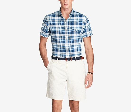 8fd48b169a Shop Ralph Lauren Ralph Lauren Mens Stretch Classic-Fit Short ...
