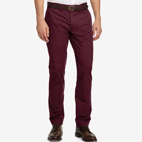 cf1ac36e1 Polo Ralph Lauren Stretch Straight-Fit Chino Pants