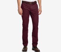 Polo Ralph Lauren Stretch Straight-Fit Chino Pants, Berry