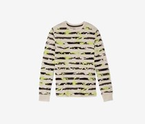Epic Threads Boys Camo Stripes Thermal,Lily White