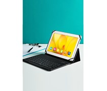 Key pad cover, Tablet, Android, AT/DE, Black