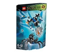 LEGO Bionicle Akida Creature of Water, Blue/Grey