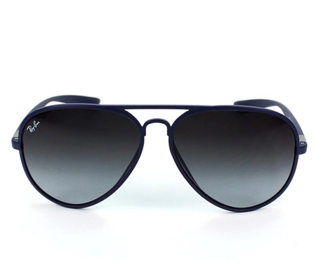 7b1d6daf2a Shop Ray-Ban Ray-Ban RB4180 883 8G Liteforce Sunglasses for ...