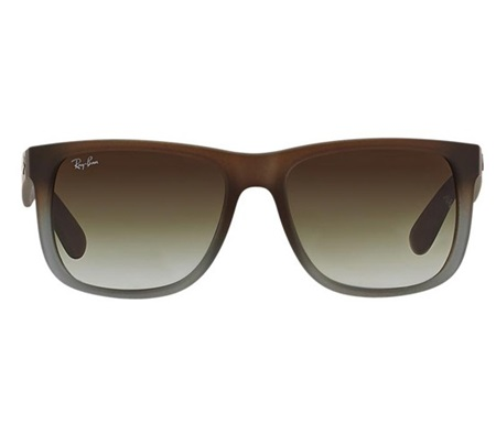 442acb1753 Shop Ray-Ban Ray-Ban RB4165 Justin 854 7Z 51-16 Sunglasses for ...